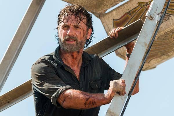 Walking Dead Netflix Staffel 8