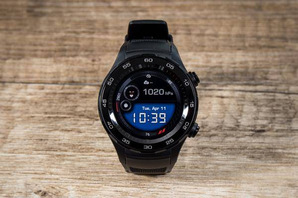 huawei watch 2 im test die sportuhr smartwatch. Black Bedroom Furniture Sets. Home Design Ideas