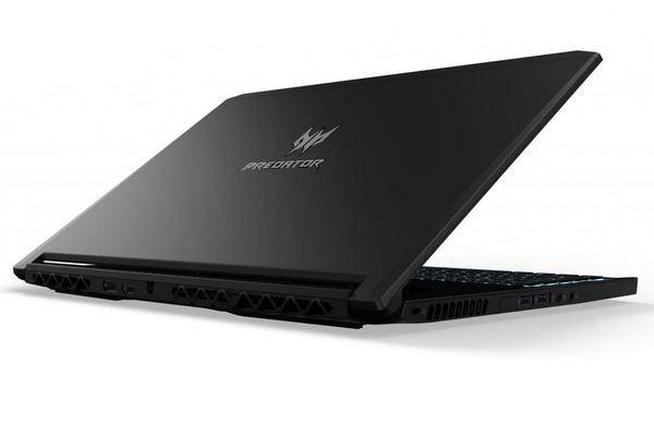 acer predator triton vorgestellt gaming laptop im alu geh use. Black Bedroom Furniture Sets. Home Design Ideas