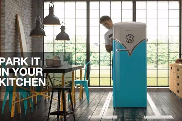 khlschrank 60er design cool khlschrank l wie neu with. Black Bedroom Furniture Sets. Home Design Ideas