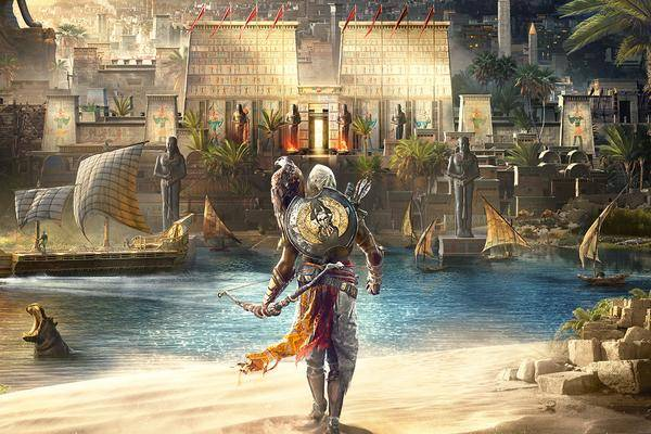 """Assassin's Creed: Origins"" doppelt so groß wie ""Black Flag"""