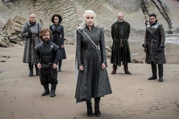 Game Of Thrones Rollen