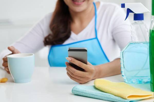 haushalts apps diese 6 anwendungen helfen beim putzen und co. Black Bedroom Furniture Sets. Home Design Ideas