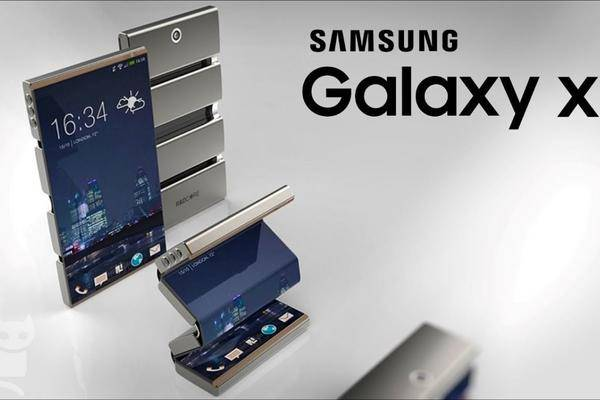 Samsung Falt Handy
