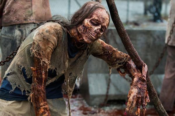 The Walking Dead Beißer