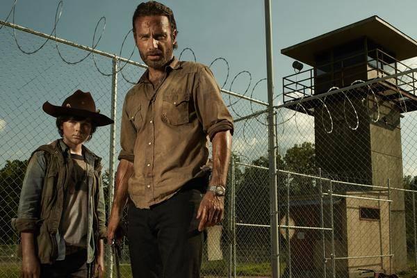 The Walking Dead-Charaktere