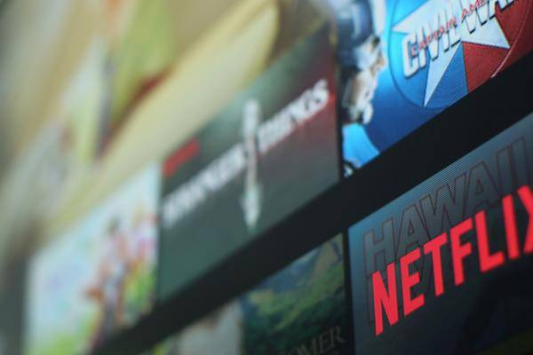 Netflix Zahlungsart Problem
