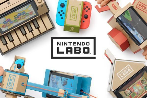 nintendo labo trailer preis release infos zum switch. Black Bedroom Furniture Sets. Home Design Ideas