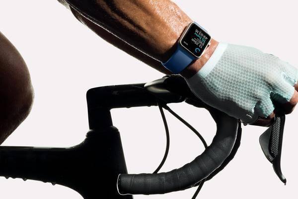 apple watch apps f r radfahrer mit dem fahrrad und der. Black Bedroom Furniture Sets. Home Design Ideas