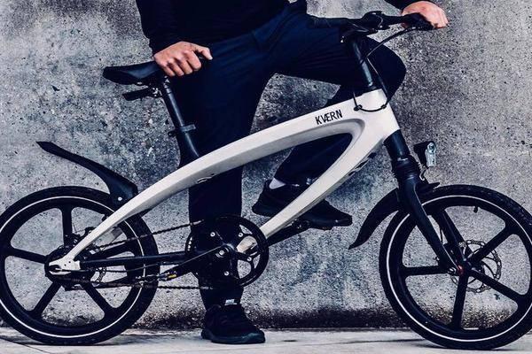 Sonnenklar! E-Bike Kvaern läuft auf Wunsch mit Solarenergie