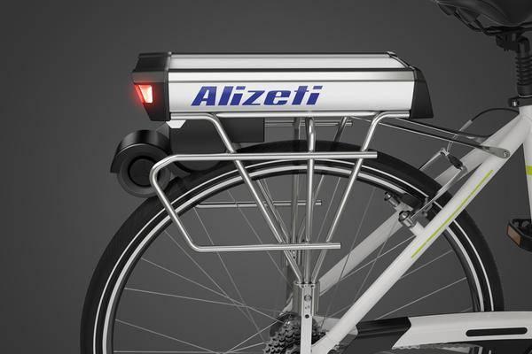 alizeti 300c verwandelt dein fahrrad in wenigen minuten in. Black Bedroom Furniture Sets. Home Design Ideas