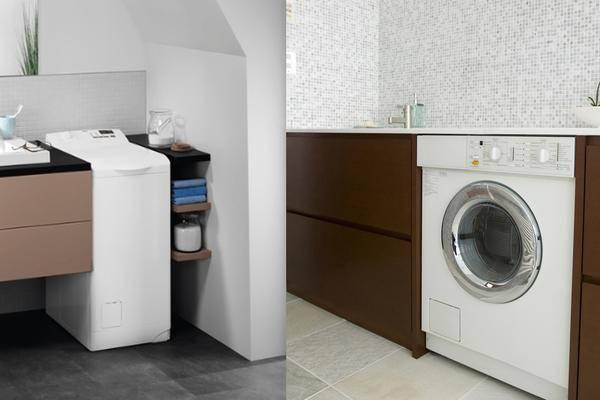 frontlader oder toplader vor und nachteile der waschmaschinentypen. Black Bedroom Furniture Sets. Home Design Ideas