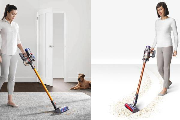 dyson cyclone v10 absolute vs dyson v8 absolute die. Black Bedroom Furniture Sets. Home Design Ideas