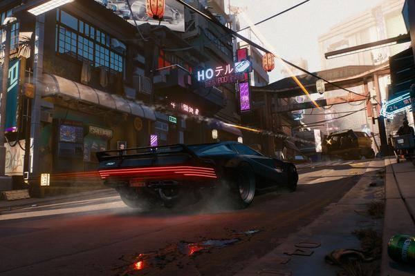 Wie-Geralts-Pferd-In-Cyberpunk-2077-kommt-Dein-Auto-auf-Zuruf