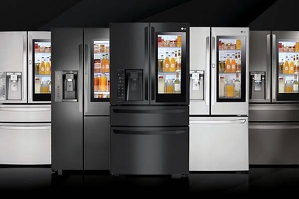 Kühlschrank Lg : Ziemlich cool lg erweitert instaview kühlschrank linie