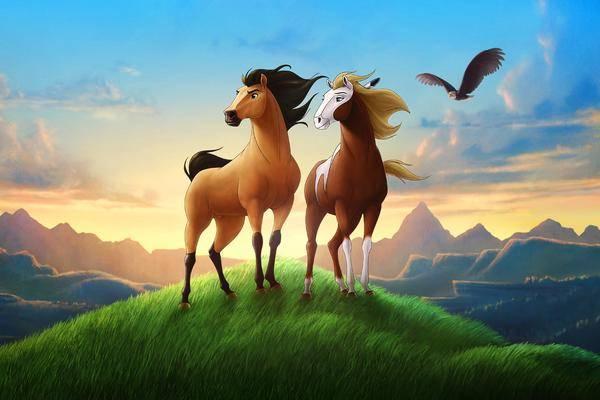 Pferdefilme Kinder
