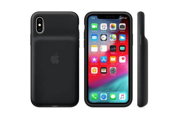 das smart battery case funktioniert eben doch mit dem iphone x. Black Bedroom Furniture Sets. Home Design Ideas