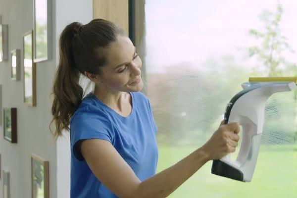 Für glasklaren Durchblick: 6 elektrische Fenstersauger