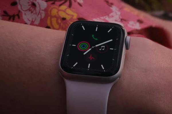 Die nächste Apple Watch könnte Touch ID bekommen