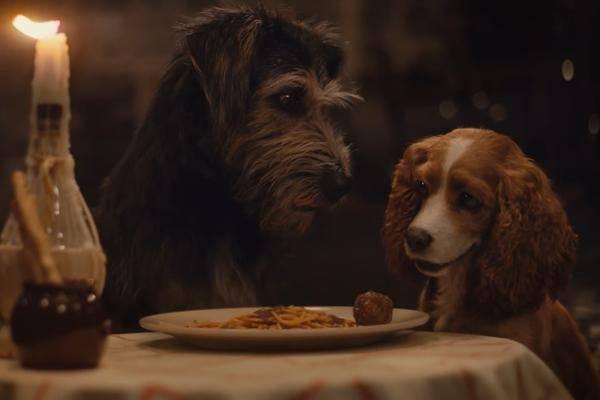 Susi Und Strolch Spaghetti Szene