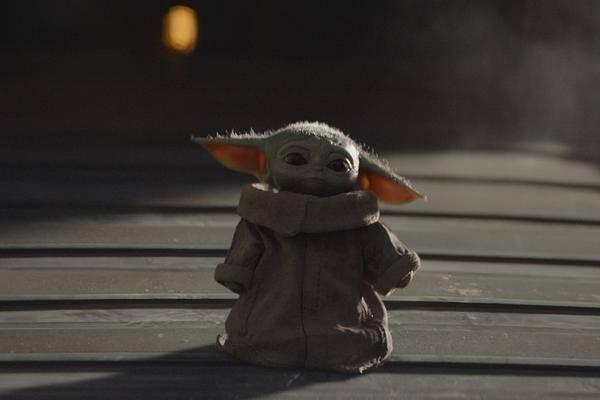"""The Mandalorian"": So entstand die Suppen-Szene mit Baby Yoda"
