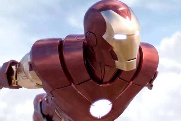 Neuer Iron Man