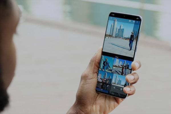 Galaxy S20: 120 Hertz bei QHD+-Auflösung offenbar in Arbeit