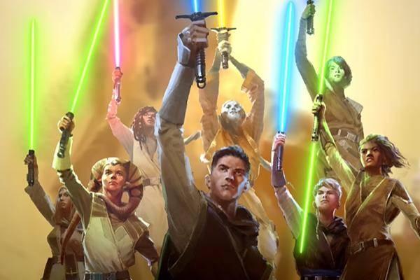 """Phase eins von """"Star Wars: The High Republic"""" eingeläutet"""