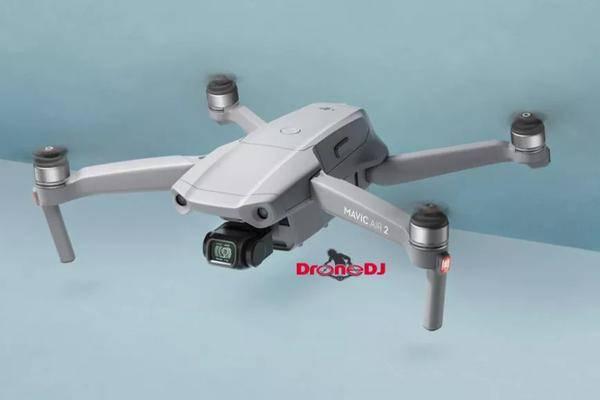 DJI Mavic Air 2: Leak enthüllt Design und Preis der neuen Drohne