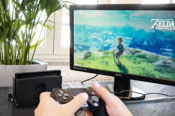 PS4-Controller an der Switch: Lässt er sich ohne Adapter verbinden?