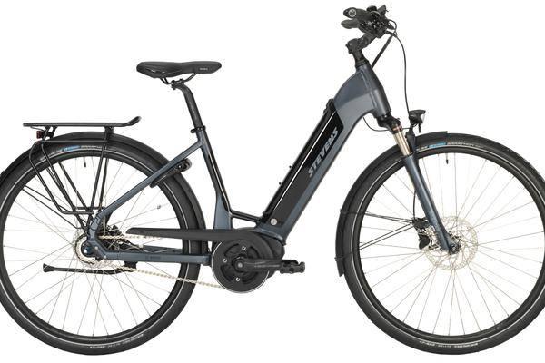 Eines rast allen davon: Stiftung Warentest testet E-Bikes