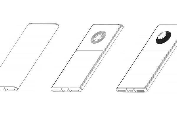 Xiaomi-Patent zeigt Handy mit Dual-Display und ausfahrbarer Kamera
