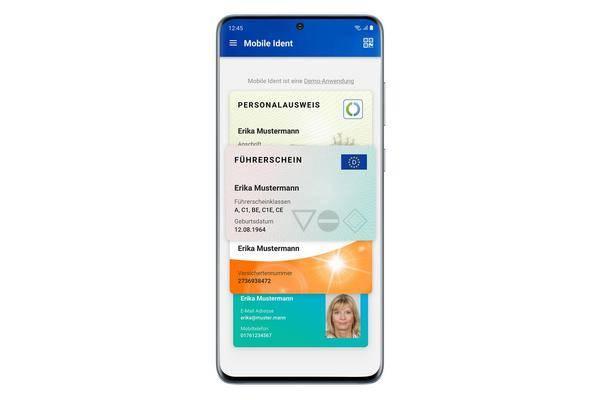 Samsung-Smartphones können bald den Personalausweis ersetzen
