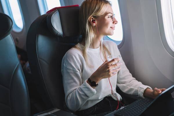 WLAN im Flugzeug: Das musst Du wissen