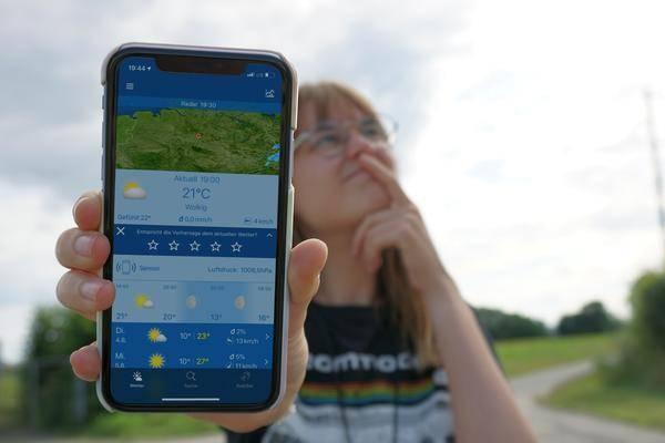 Warum Wetter-Apps so unterschiedlich sind: Unser großer Check