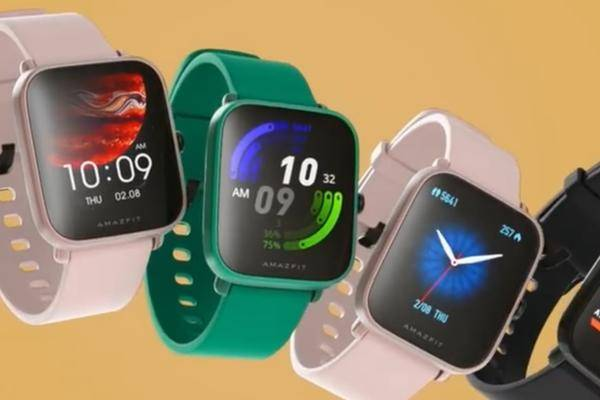Smartwatch Light: Huami stellt die Amazfit Pop vor