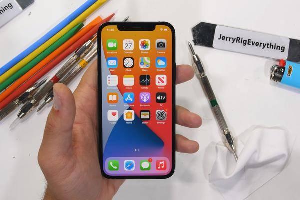 iPhone 12 Pro: Laut Test so kratzempfindlich wie das iPhone 11 Pro