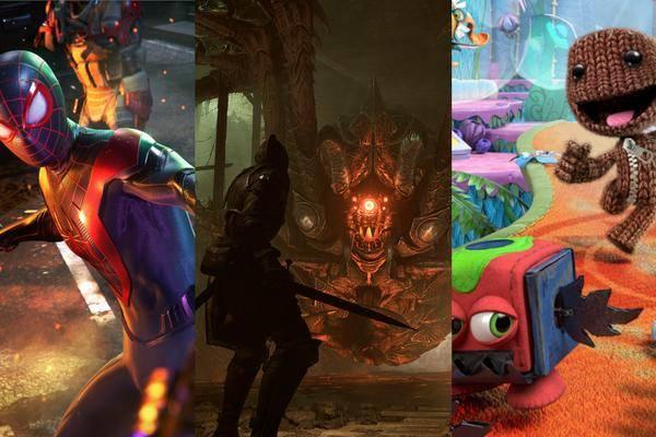 PS5 Launch-Titel: Alle Release-Spiele für die PlayStation 5