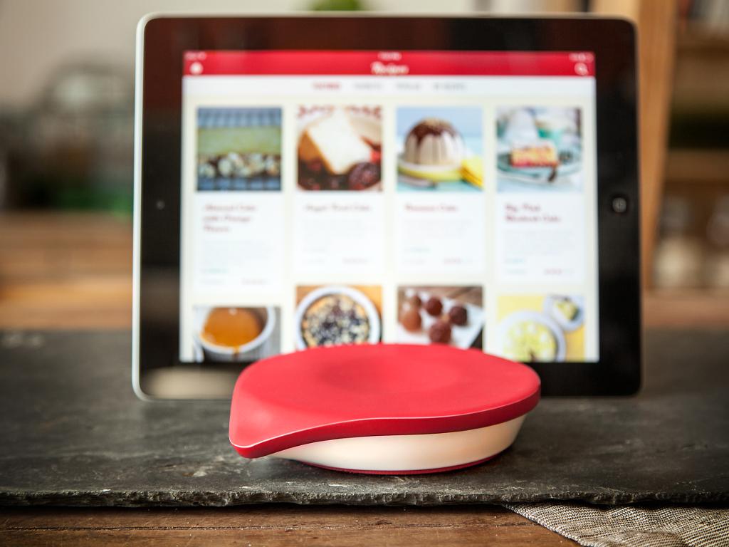 Küchenwaage mit iOS-Verbindung macht Dich zum Profi-Bäcker