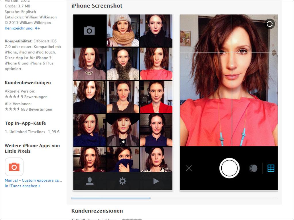 So wirst Du ein Star: Die zehn genialsten Selfie-Apps