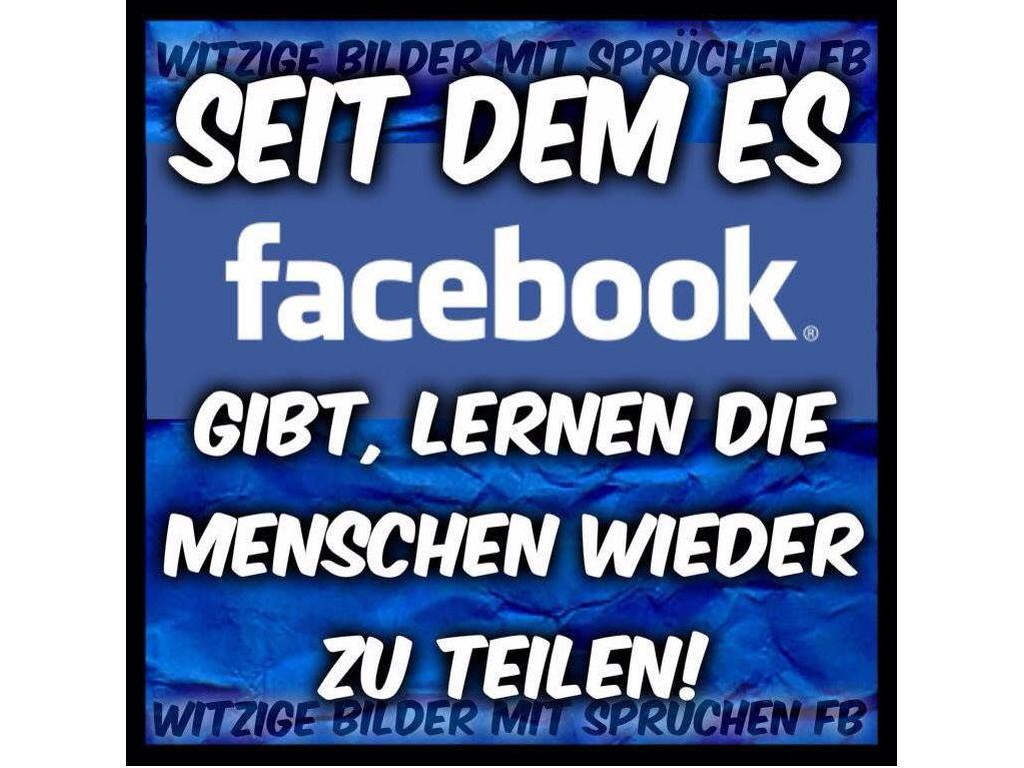 lustig über mich für Facebook Profil