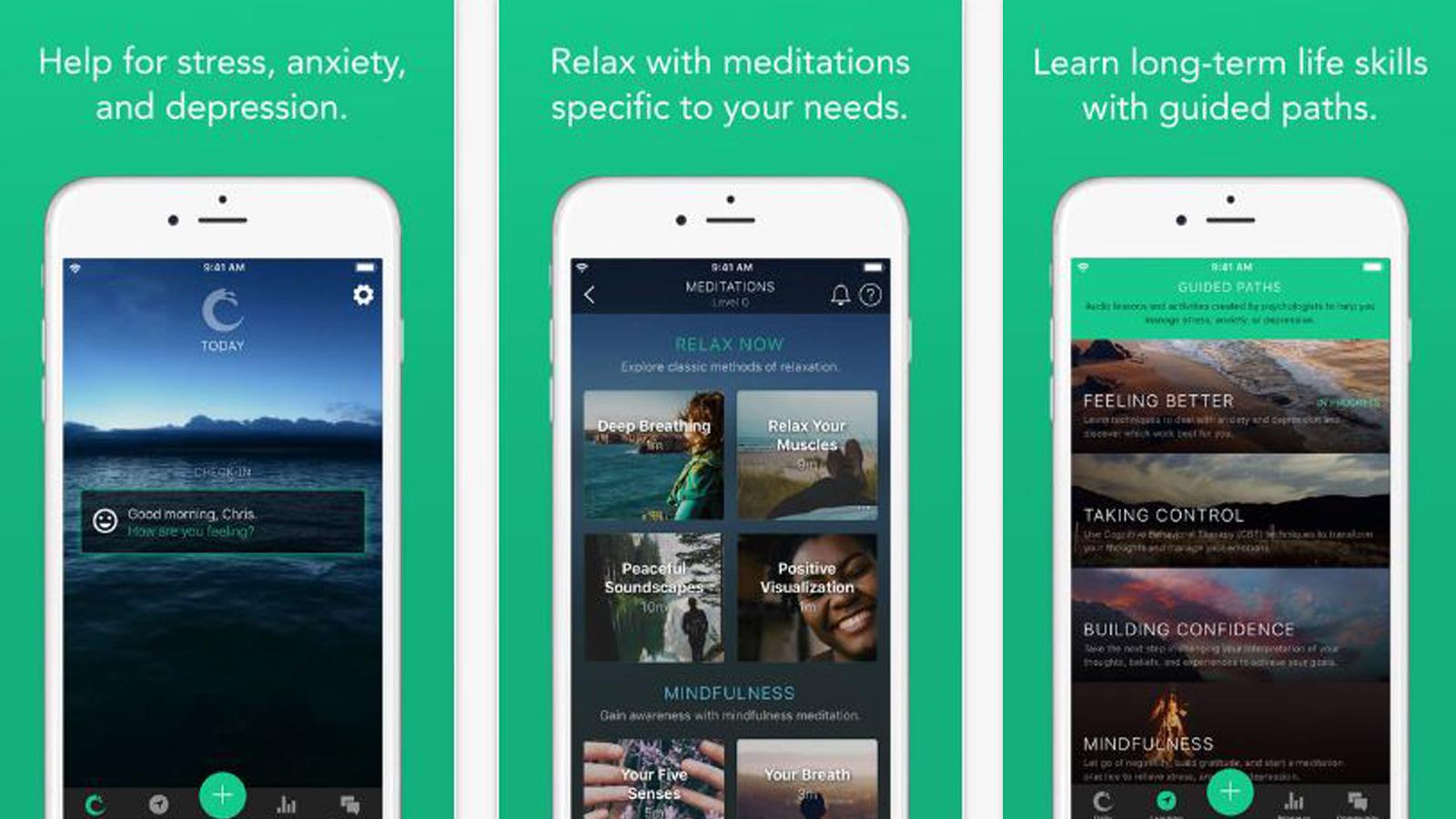 Entspannungs-Apps: Diese 9 Apps helfen beim Abschalten & Relaxen
