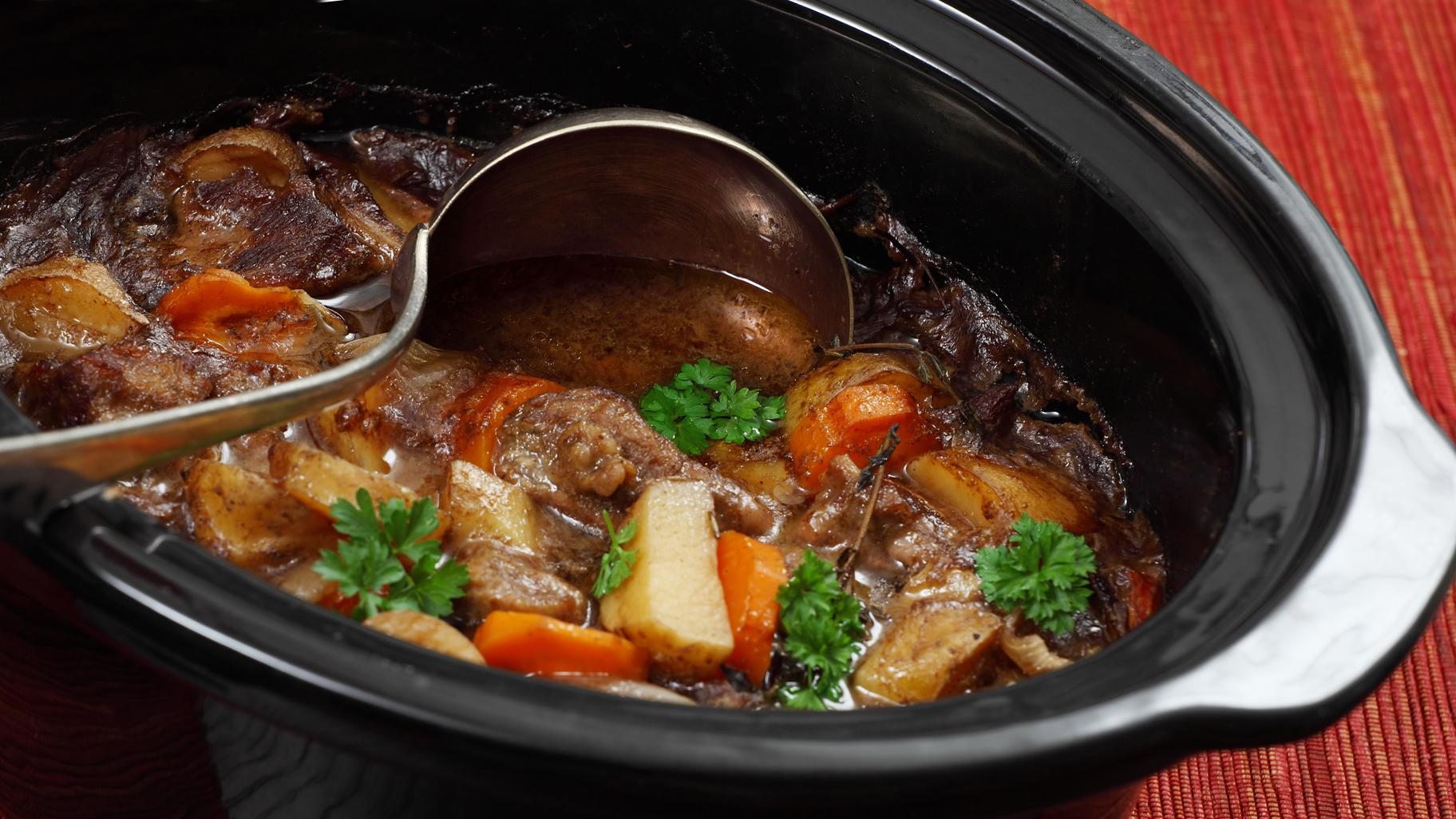 10 Slow-Cooker-Rezepte für den Crockpot