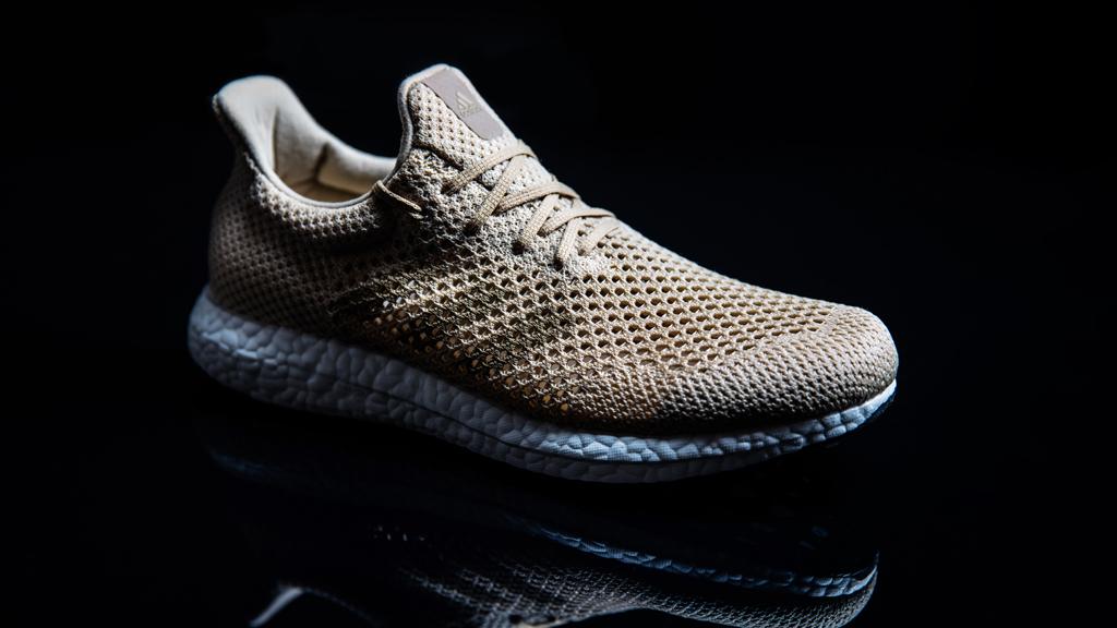 Adidas präsentiert Schuh aus abbaubaren Fasern