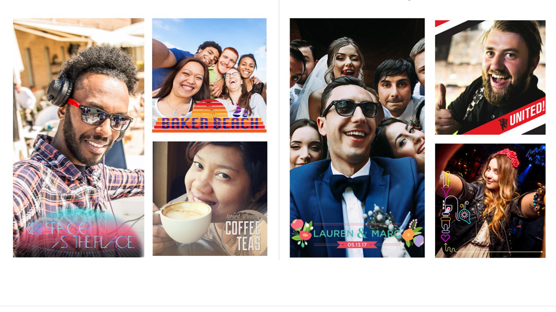 Eigene Rahmen-Designs für Profilbilder auf Facebook verfügbar