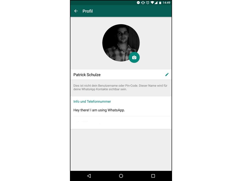 Alten WhatsApp Status In Android Wieder Aktivieren: So Gehtu0027s