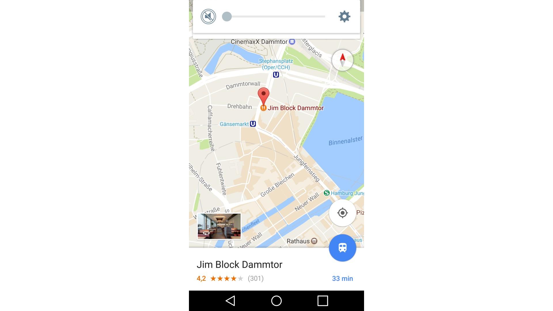 So speicherst Du in Google Maps Orte auf eigenen Listen