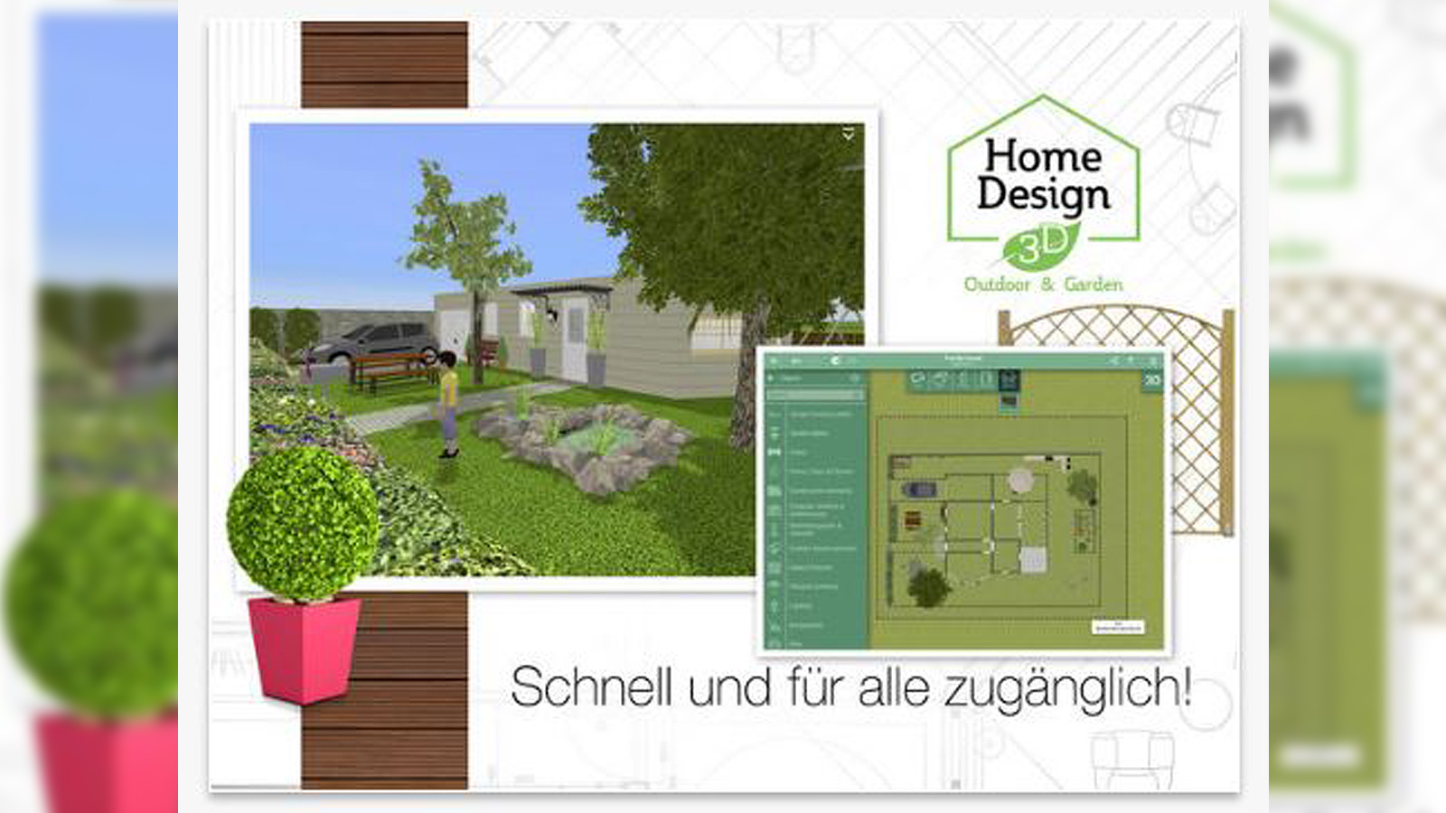 Stunning Gartenplanung Software Kostenlos Deutsch Ideas Interior ...