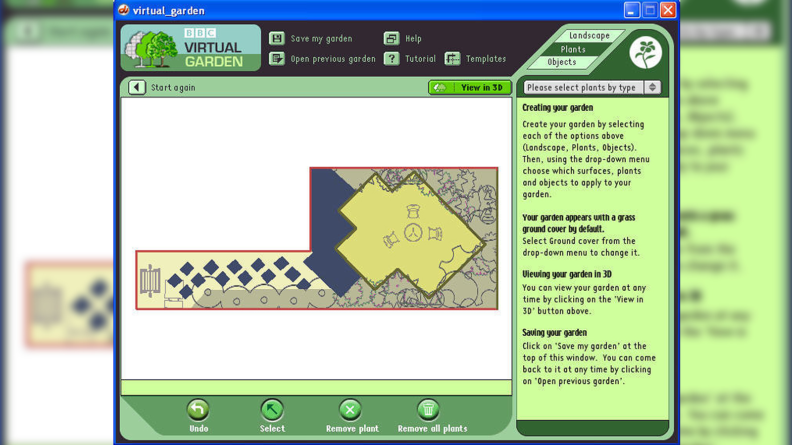gartenplaner software