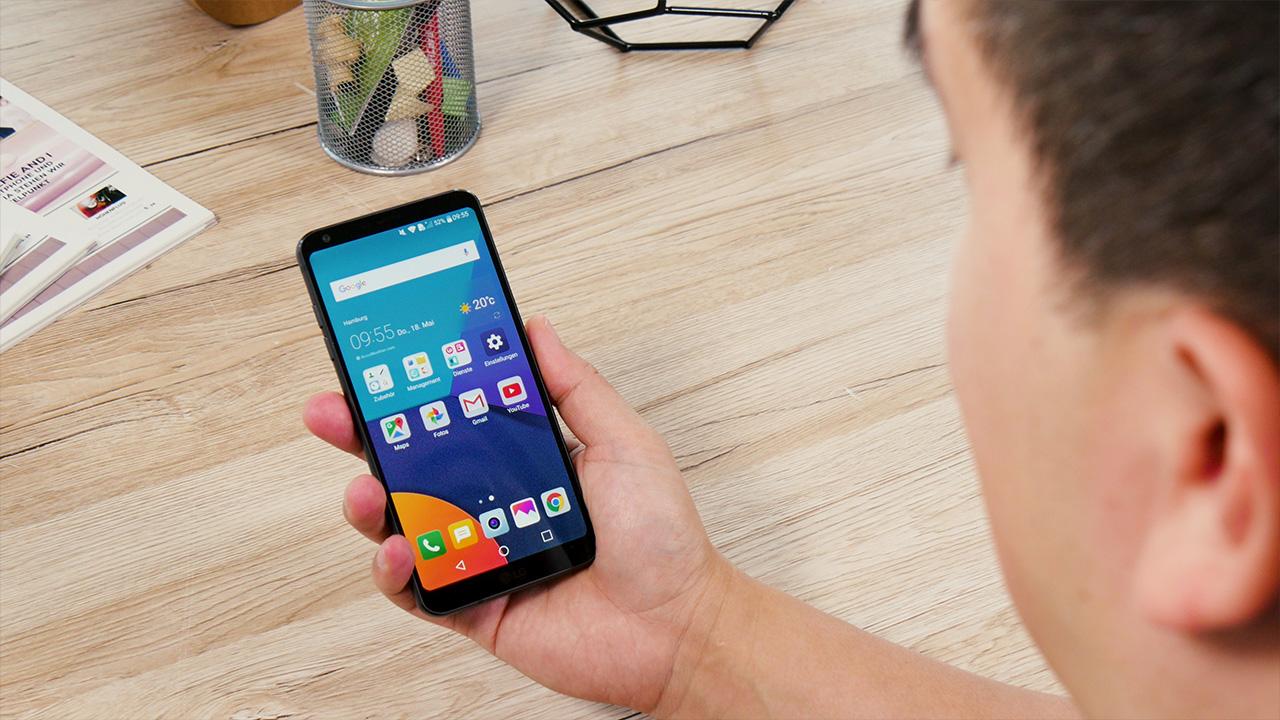 kannst du Apps auf deinem Handy verstecken?